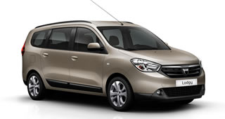 Dacia Lodgy 5 Seater